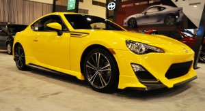Houston Auto Show - 2015 Scion FR-S RS1 Is Damn Sexy In Real-Life 6
