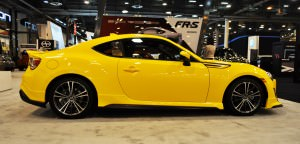 Houston Auto Show - 2015 Scion FR-S RS1 Is Damn Sexy In Real-Life 7