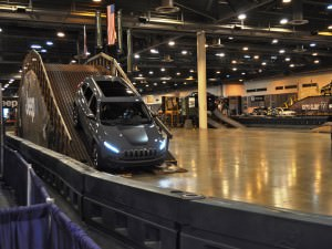 Houston Auto Show - Camp JEEP 11