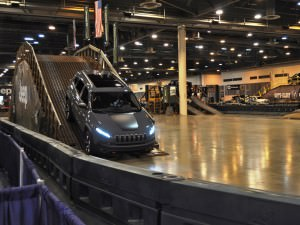 Houston Auto Show - Camp JEEP 12