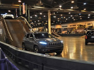 Houston Auto Show - Camp JEEP 16