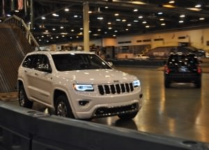 Houston Auto Show - Camp JEEP 27