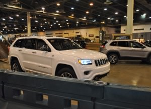 Houston Auto Show - Camp JEEP 28