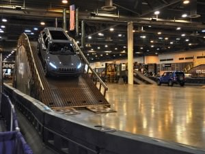 Houston Auto Show - Camp JEEP 8
