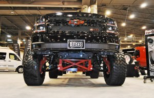 Houston Auto Show Customs - Top 10 LIFTED TRUCKS 1