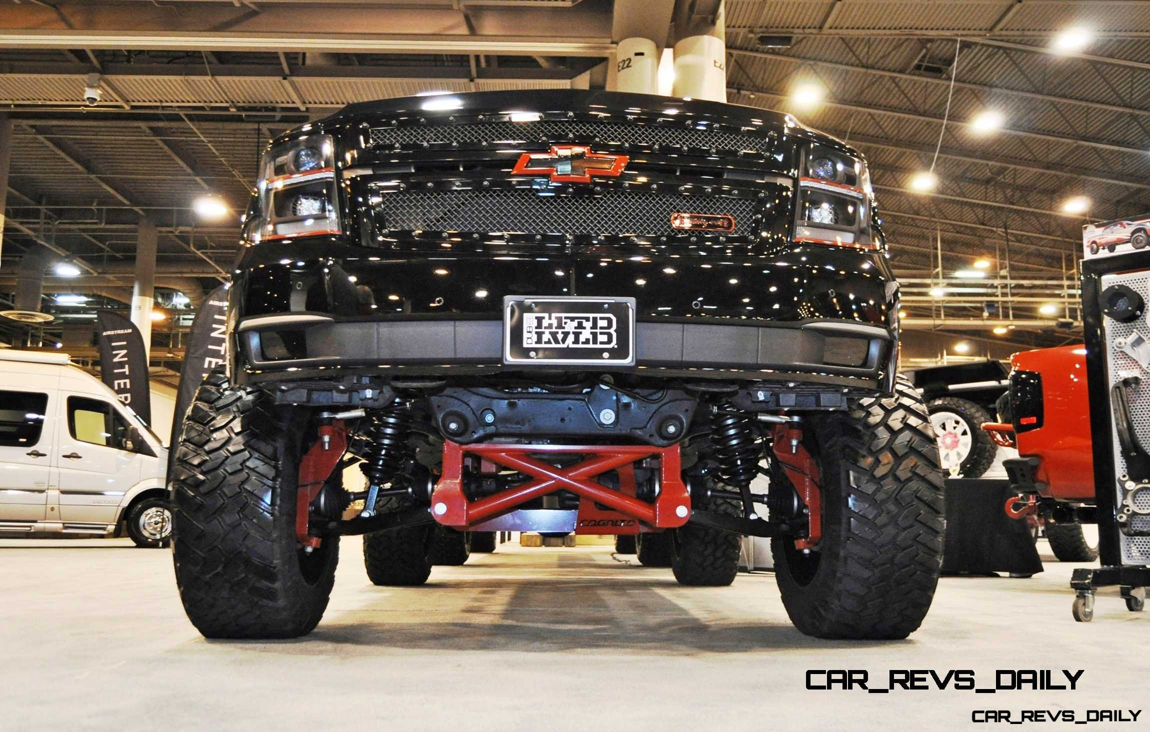 Four Things to Consider When Choosing a Lift Kit for a Truck