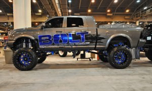 Houston Auto Show Customs - Top 10 LIFTED TRUCKS 25