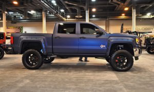 Houston Auto Show Customs - Top 10 LIFTED TRUCKS 34