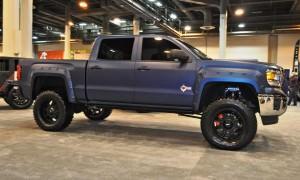 Houston Auto Show Customs - Top 10 LIFTED TRUCKS 36