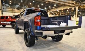 Houston Auto Show Customs - Top 10 LIFTED TRUCKS 51