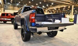 Houston Auto Show Customs - Top 10 LIFTED TRUCKS 52