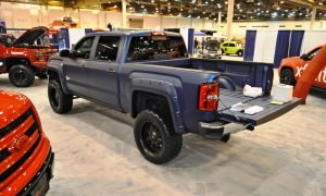 Houston Auto Show Customs - Top 10 LIFTED TRUCKS 53
