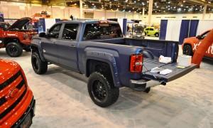 Houston Auto Show Customs - Top 10 LIFTED TRUCKS 53