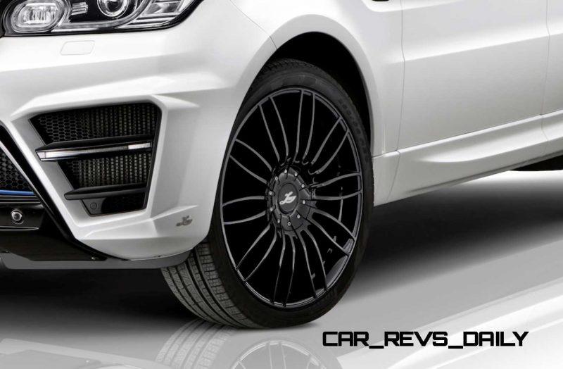 LARTE Design Range Rover Sport 1