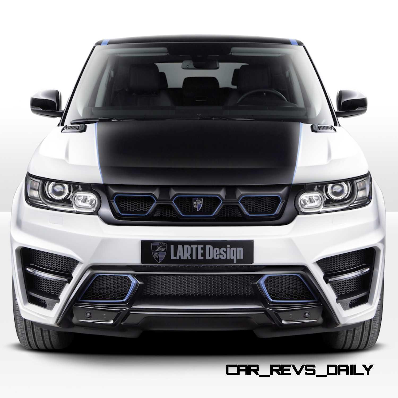 LARTE Design Range Rover Sport