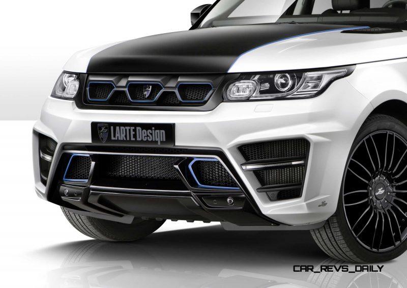 LARTE Design Range Rover Sport 19