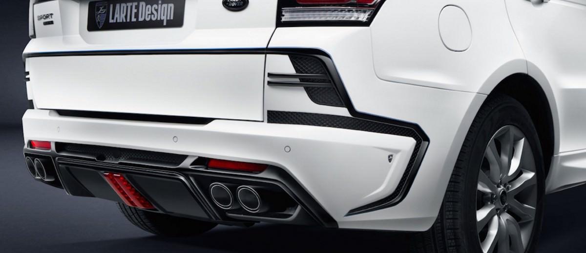 LARTE Design Range Rover Sport 2