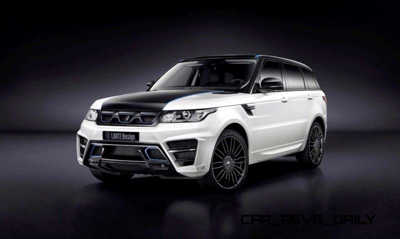 LARTE Design Range Rover Sport 8