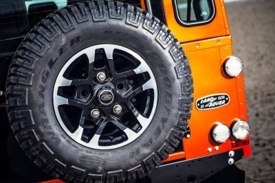 Land Rover Honors 2015 Defender Retirement with Trio of Special Editions 11