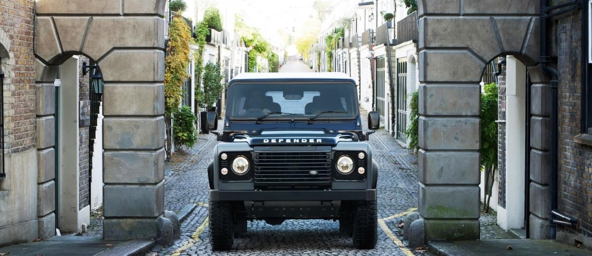 Land Rover Honors 2015 Defender Retirement with Trio of Special Editions 17