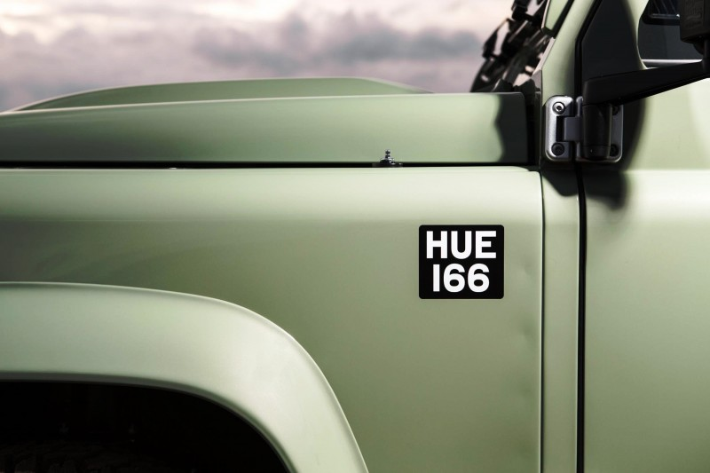 Land Rover Honors 2015 Defender Retirement with Trio of Special Editions 19