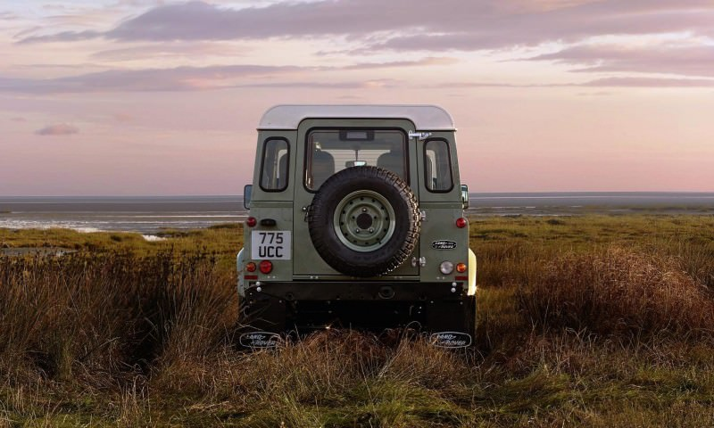 Land Rover Honors 2015 Defender Retirement with Trio of Special Editions 21