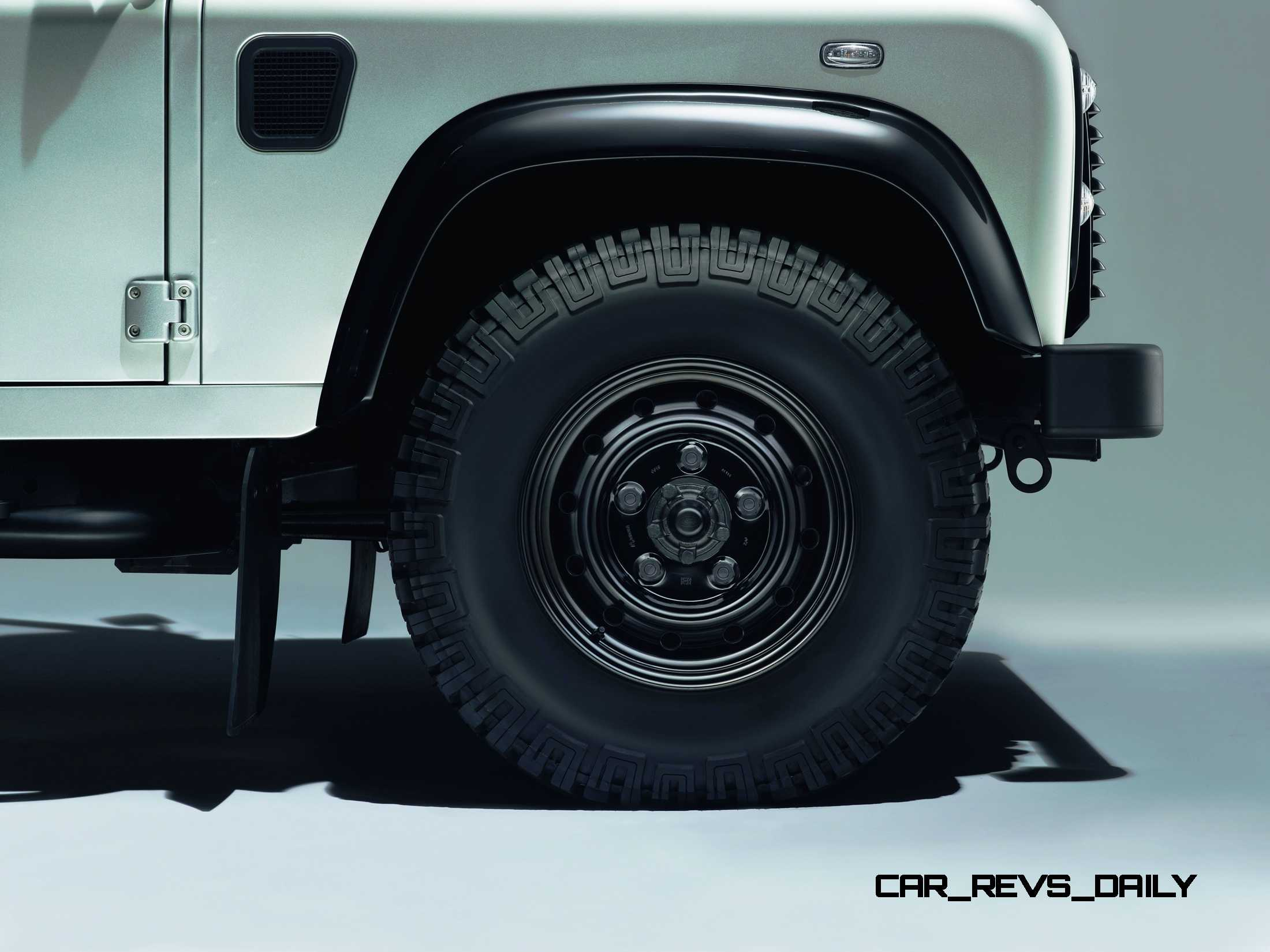 2015 Land Rover Defender Specials