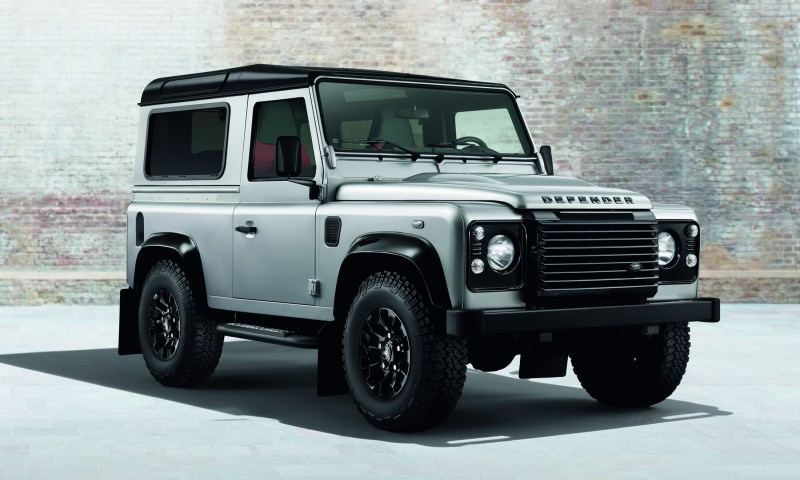 Land Rover Honors 2015 Defender Retirement with Trio of Special Editions 5