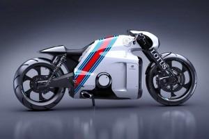 Lotus C-01 Motorcycle 22