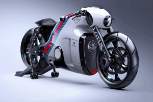 Lotus C-01 Motorcycle 23