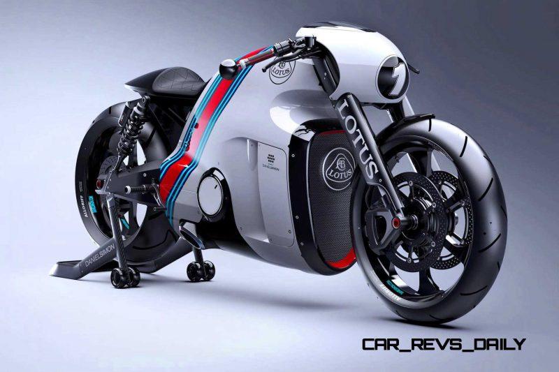 Lotus C-01 Motorcycle 23
