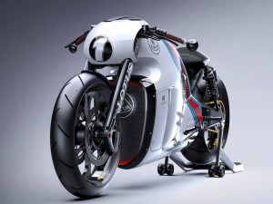 Lotus C-01 Motorcycle 24