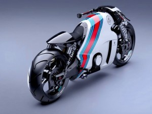 Lotus C-01 Motorcycle 25