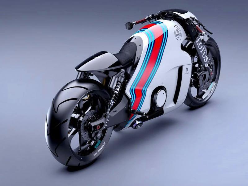 Lotus C-01 Motorcycle 25