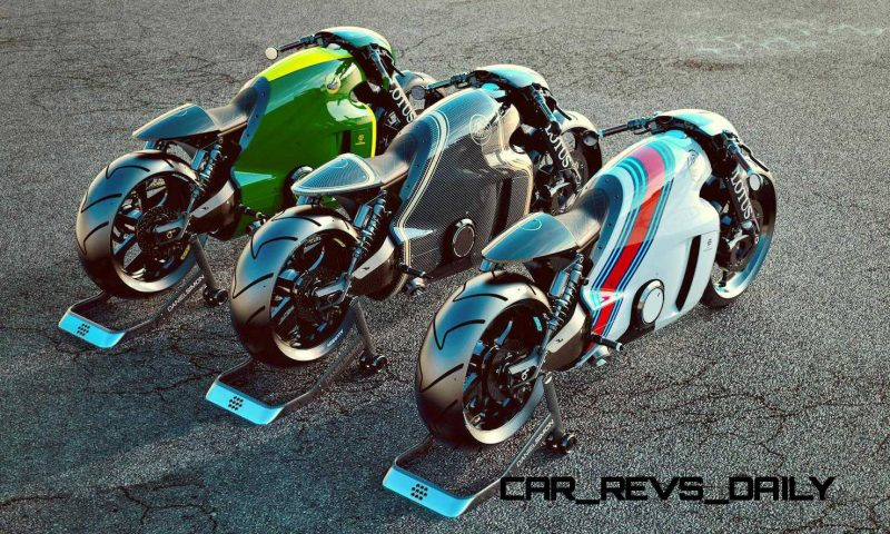 Lotus C-01 Motorcycle 26
