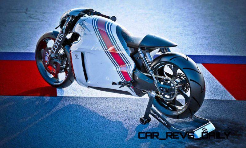 Lotus C-01 Motorcycle 27