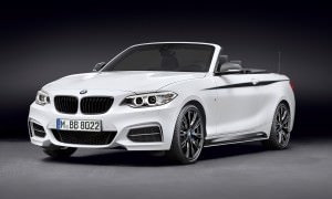 M Performance Parts for the BMW 2 Series Convertible 1
