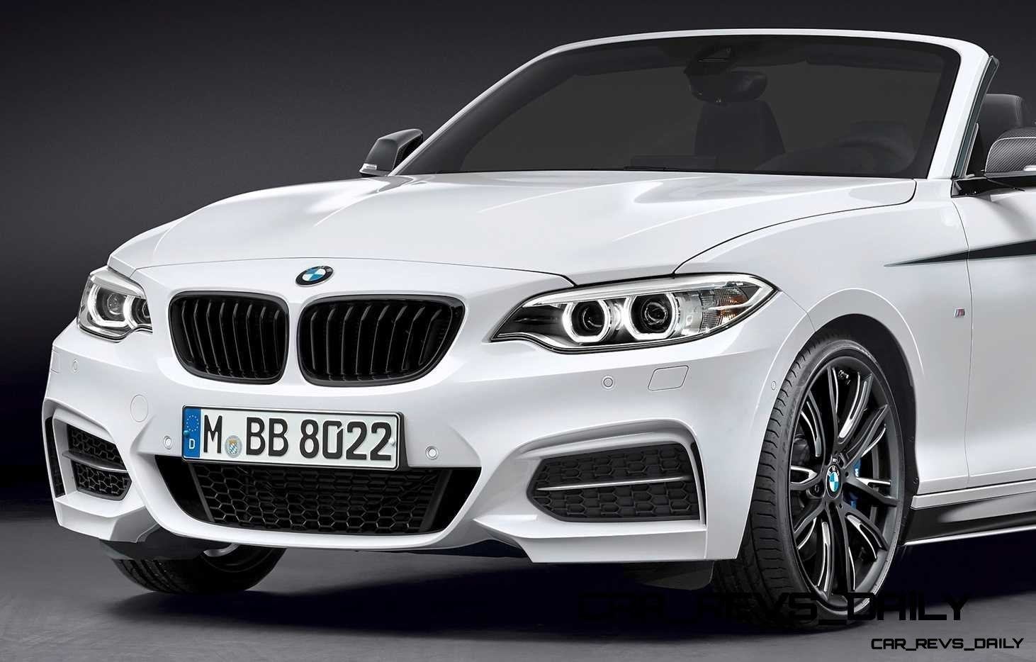 M Performance Parts for the BMW 2 Series Convertible 1 - Copy