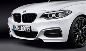 M Performance Parts for the BMW 2 Series Convertible 5