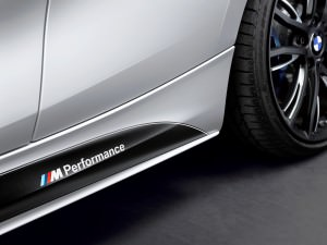 M Performance Parts for the BMW 2 Series Convertible 7