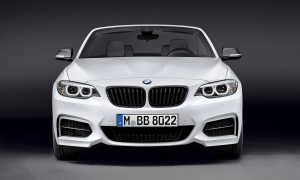 M Performance Parts for the BMW 2 Series Convertible 8