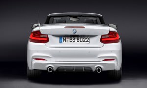 M Performance Parts for the BMW 2 Series Convertible 9