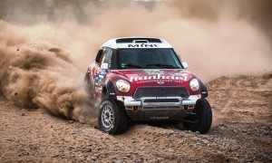 MINI Countryman DAKAR 2015 10