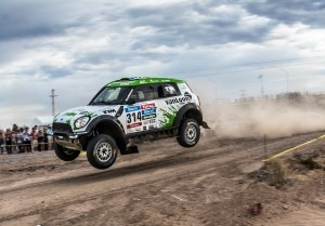 MINI Countryman DAKAR 2015 11