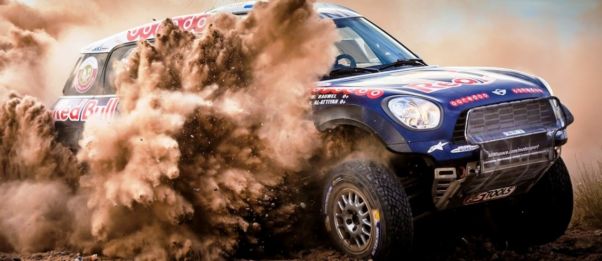 MINI Countryman DAKAR 2015 15