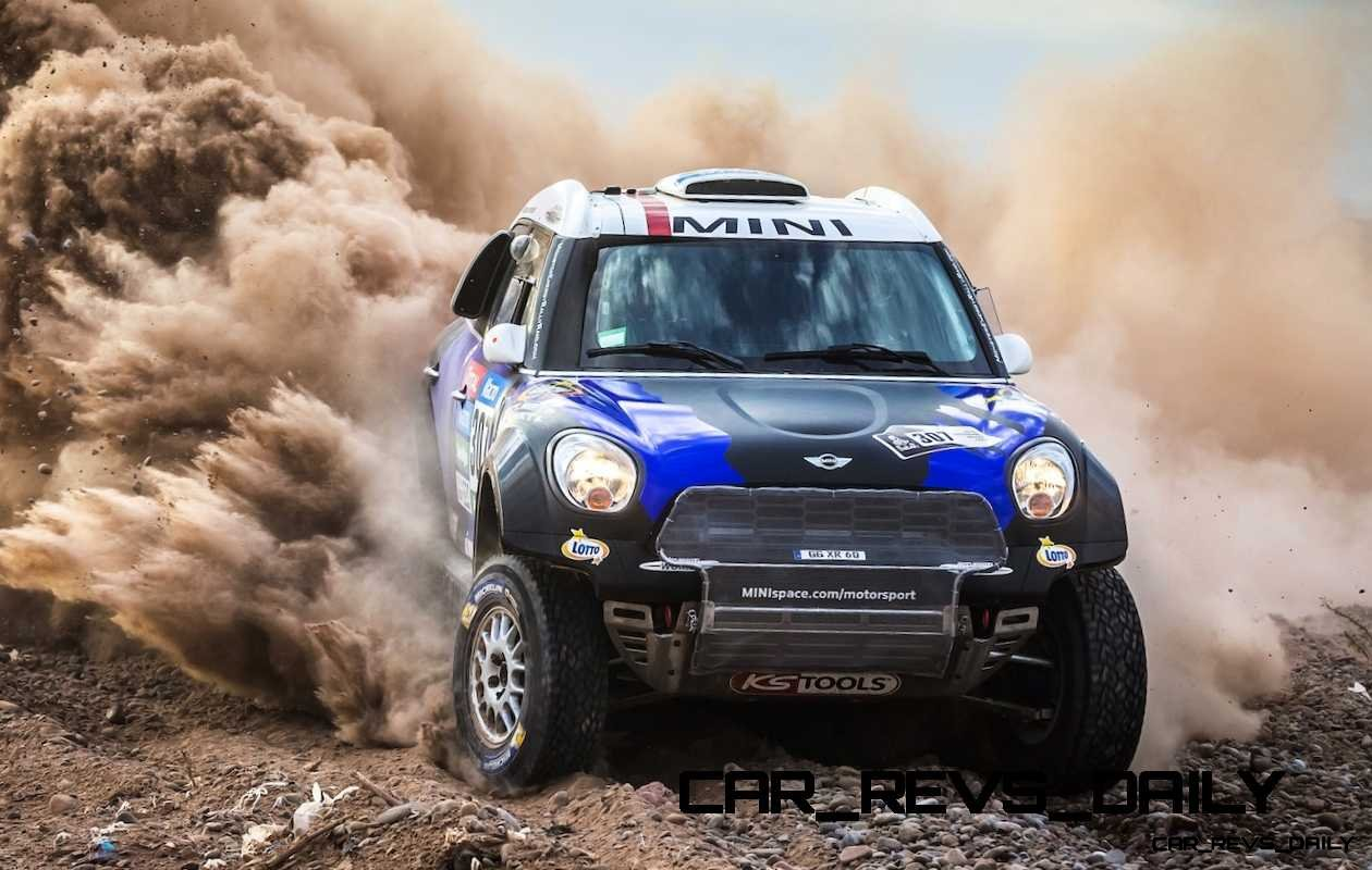 MINI Countryman DAKAR 2015 19