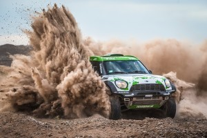 MINI Countryman DAKAR 2015 20