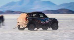 MINI Countryman DAKAR 2015 21