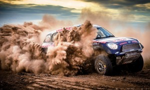 MINI Countryman DAKAR 2015 5