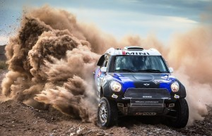 MINI Countryman DAKAR 2015 8
